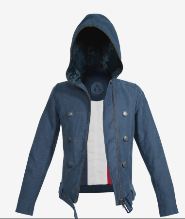 La Liberte, Female Jacket - Assassin's Creed: Unity