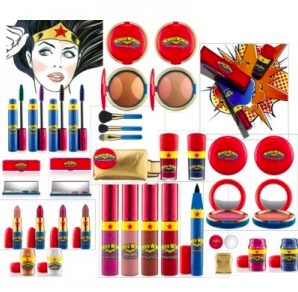 MAC's Spring 2011 Wonder Woman Mup Collection.