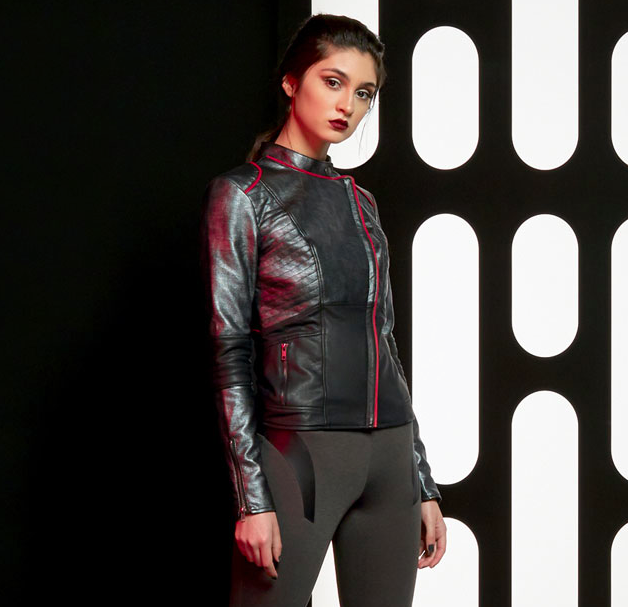 Captain Phasma Star Wars Jacket - Her Universe/Hot Topic