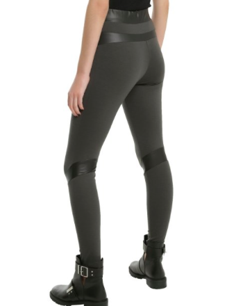 Captain Phasma Star Wars/Her Universe/Hot Topi Leggings (Back side)