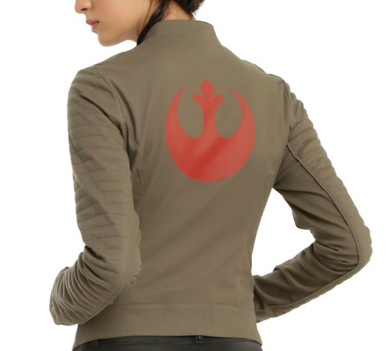Star Wars Finn Jacket - Her Universe/Hot Topic