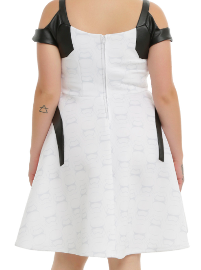 Star Wars Storm Trooper Dress - Her Universe/ Hot Topic