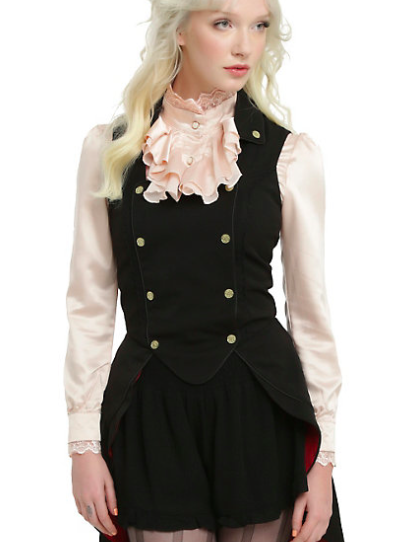 Alice Mad Hatter Vest - $54.50