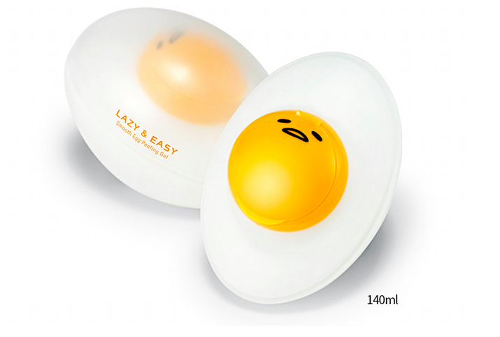 Lazy & Easy Smooth Egg Peeling Gel