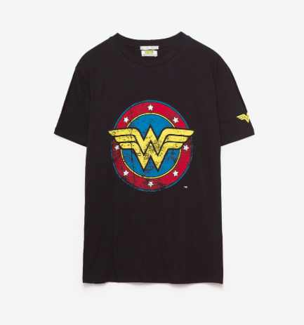 Zara's Wonder Woman T-shirt - $29.90