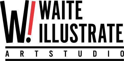 Waite Illustrate Art Studio
