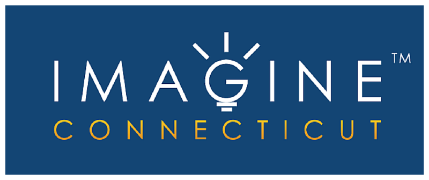 Imagine Connecticut logo