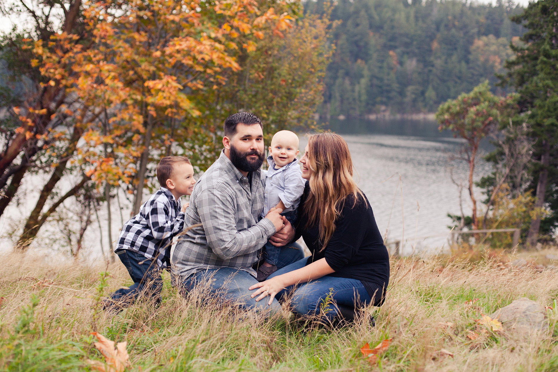 Bellingham Family Photographer 5