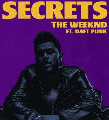 weeknd : secrets