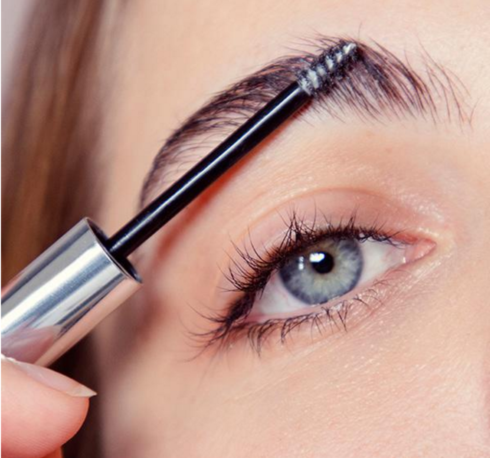 Brow Gel - No one wants to see drawn on eyebrows or none at all. Tinted brow gel gives a fuller effect without the mess. My favorites are : Glossier's bow brow, and Anastasia Beverly Hills'.