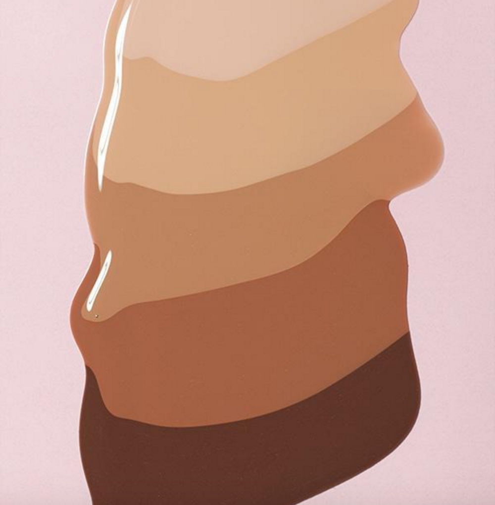 Tinted moisturizers - Applying a tinted moisturizer not only corrects your discoloration, but carries sunscreen to avoid sunburns. My favorites are:Glossier's perfecting tint and Laura Mercier's.