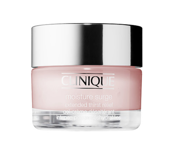 moisturesurge  - clinique $19 (use every morning)