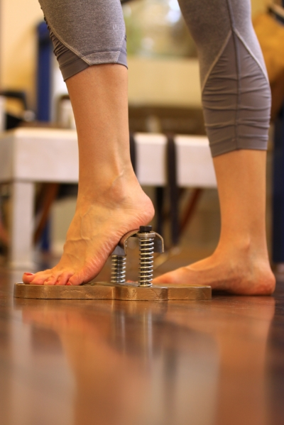 Gratz Foot Corrector -based on Joseph Pilates's original design