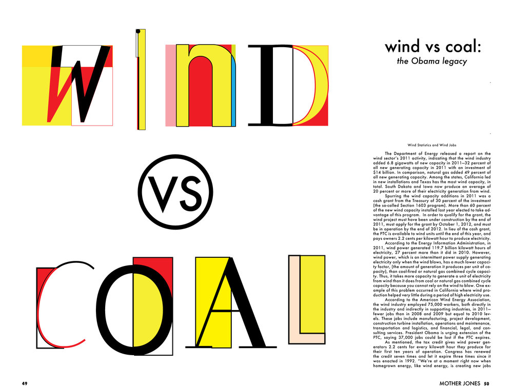 Wind vs. Coal (version two)