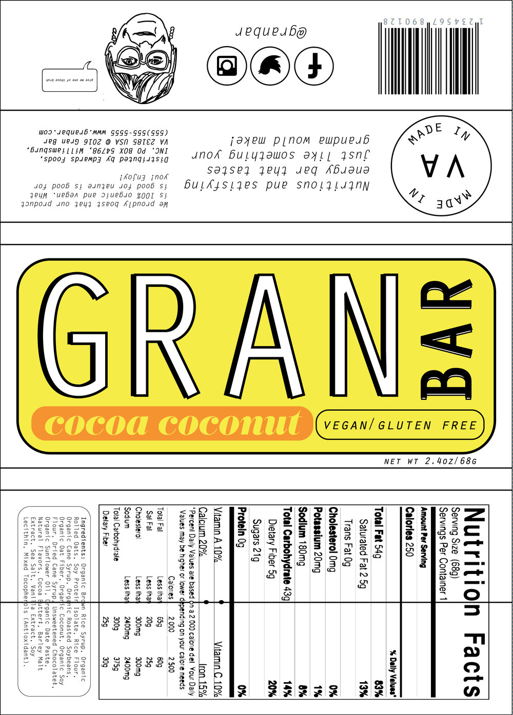 GRAN BAR (layout)