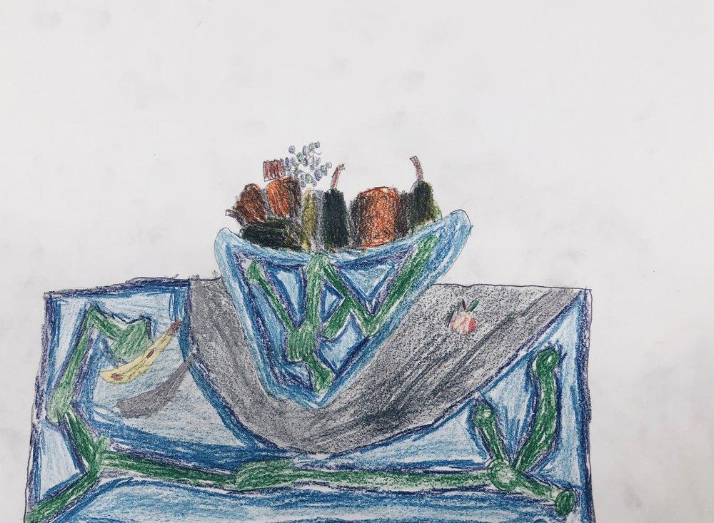 Still Life - 4th Grade
