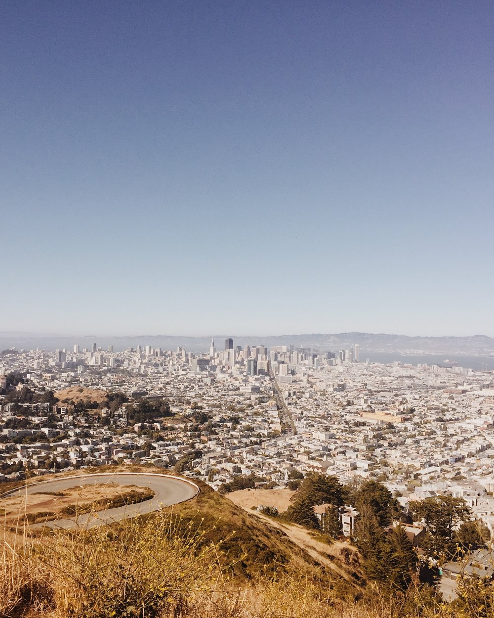 Twin Peaks - San Francisco, California