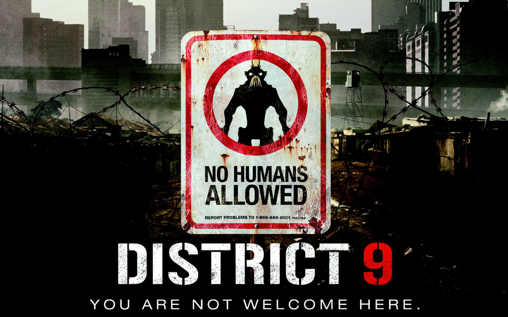 District-9 Sound Design (p)