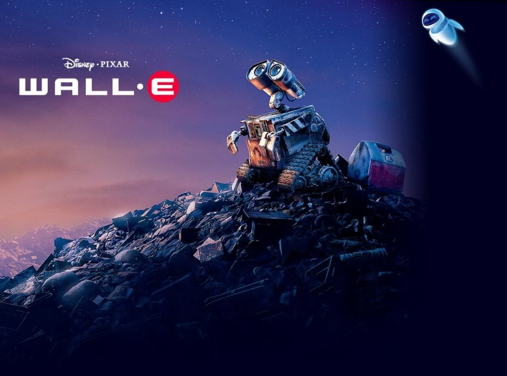 Wall-e Sound Design (p)