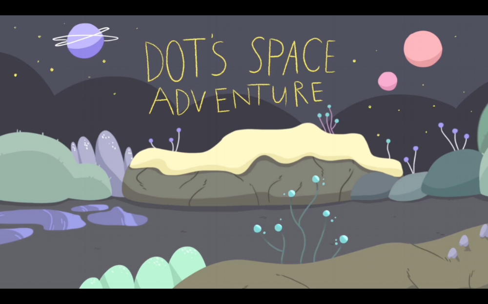 DOT'S SPACE ADVENTURE
