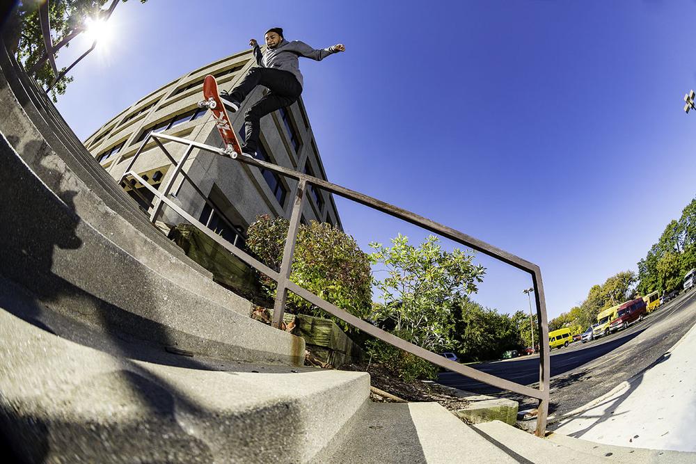 Backside Tailslide - Cronan