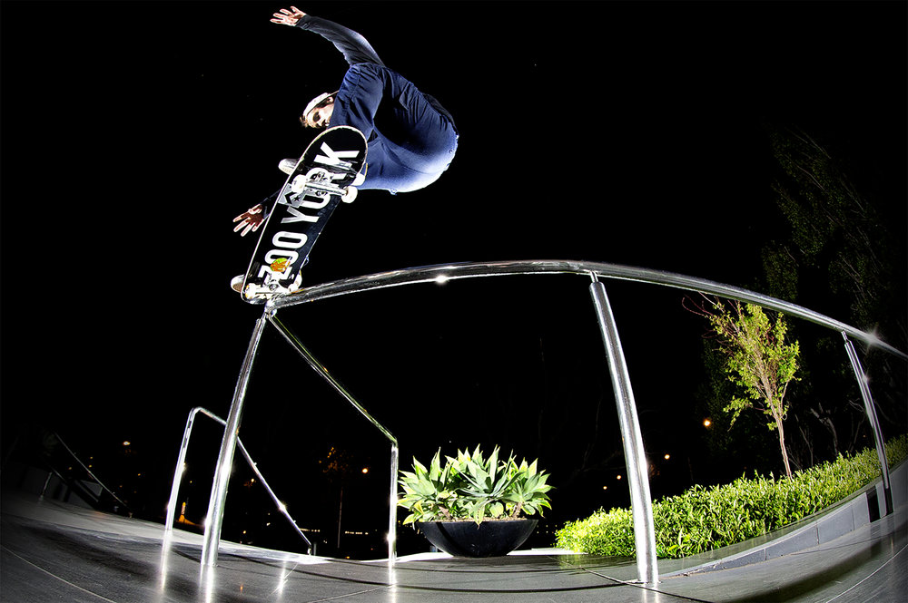 CHECK OUT Bretts' latest article in SKATEBOARDERS JOURNAL
