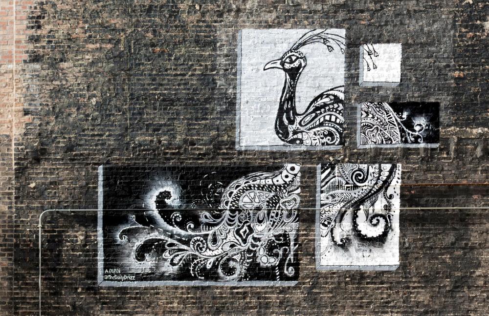 623 S. Wabash Mural -