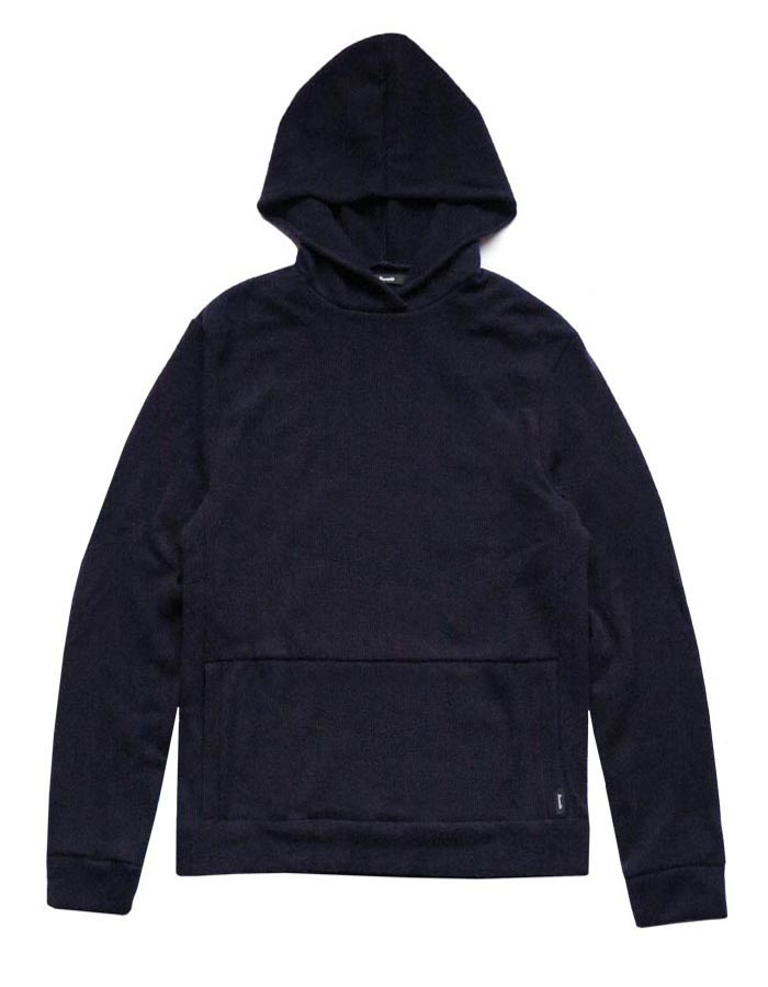 Cashmere Hoodie - Dark Navy £275