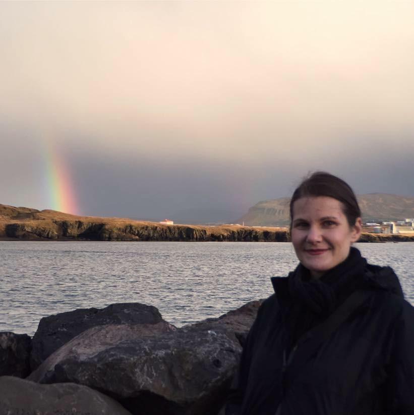 Taken in Reykjavik, Iceland