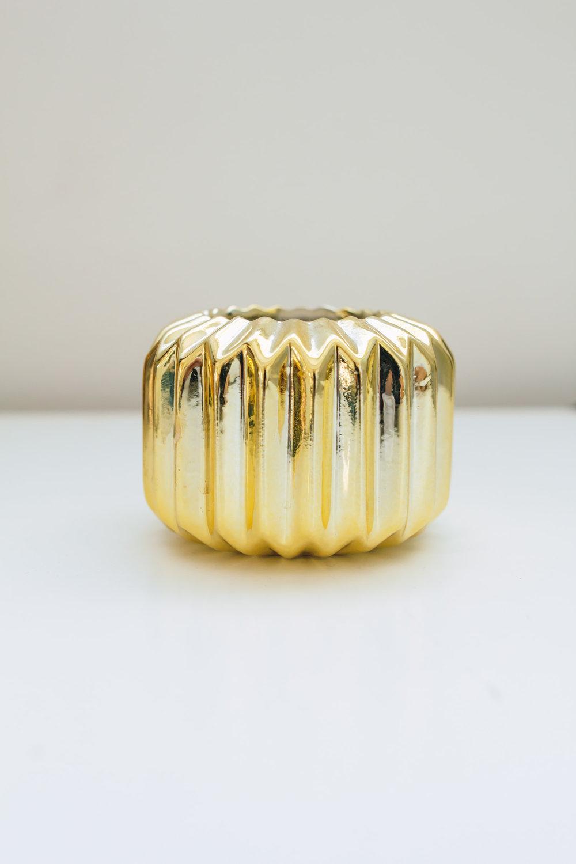 AVIDEAS INVENTORY VOTIVES VESSLES Small Gold Porcelain Votive.jpg
