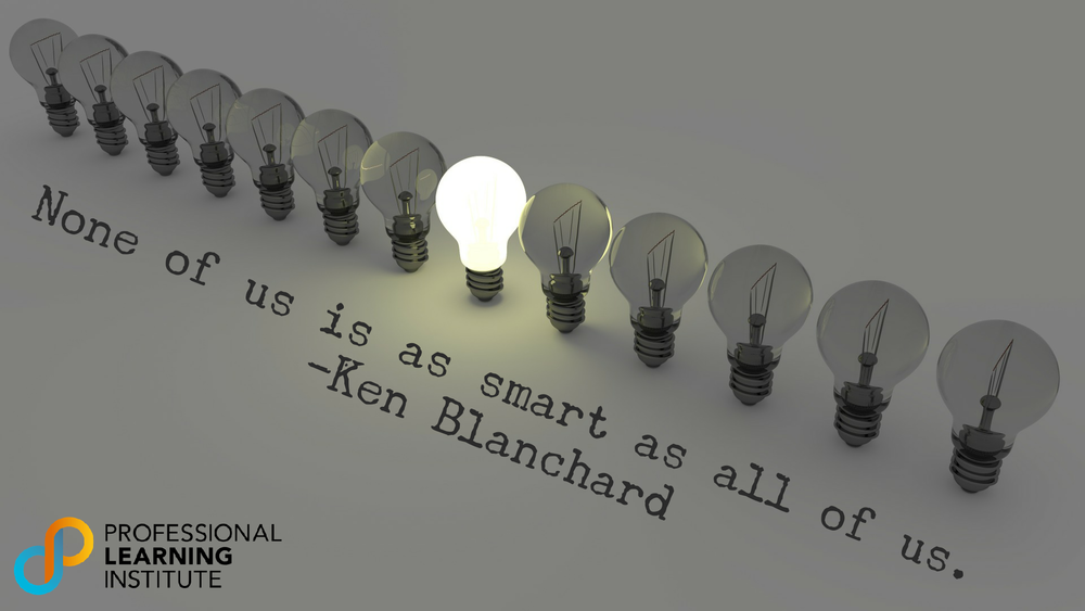 Ken Blanchard - NST Support by Professional Learning Institute
