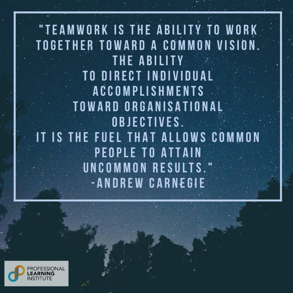 Andrew Carnegie - NST Support by Professional Learning Institute