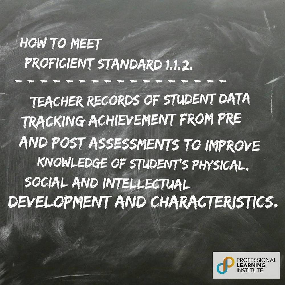 How to Meet Proficient Standard 2 - NST Support by Professional Learning Institute