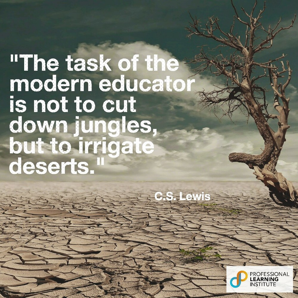 CS Lewis - NST Support by Professional Learning Institute