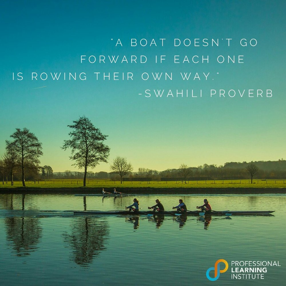 Swahili Proverb - NST Support by Professional Learning Institute