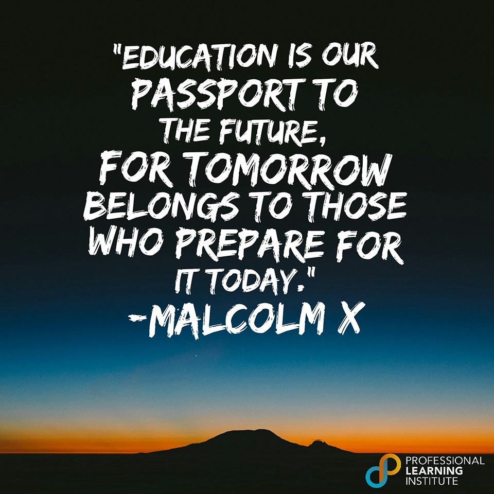 Malcolm X - NST Support by Professional Learning Institute
