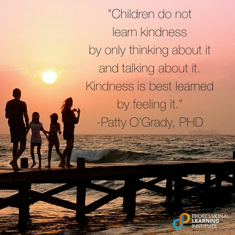 Patty O Grady PHD - NST Support by Professional Learning Institute