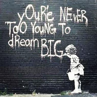 You're Never Too Young to Dream Big - NST Support by Professional Learning Institute