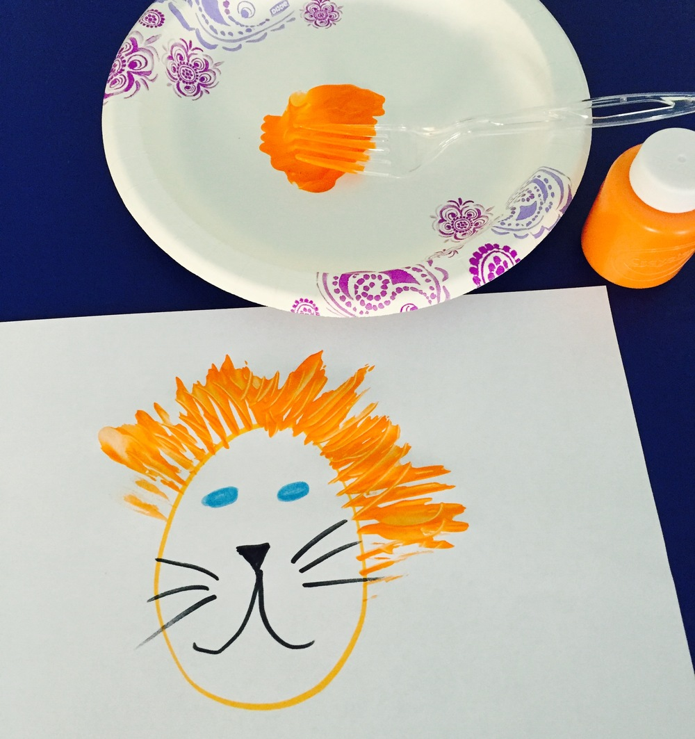 OT Activity of the Day-Improving Utensil Use