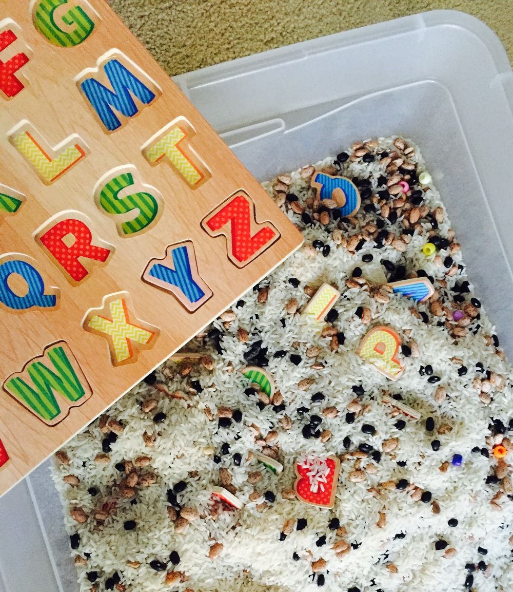 OT Activity of the Day- Sensory Fun!
