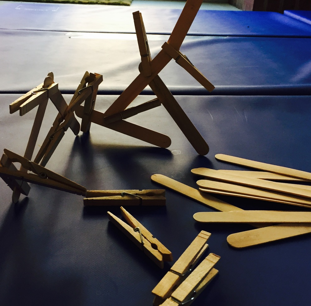 OT Activity of the Day- Improving Fine Motor Manipulation and Strength