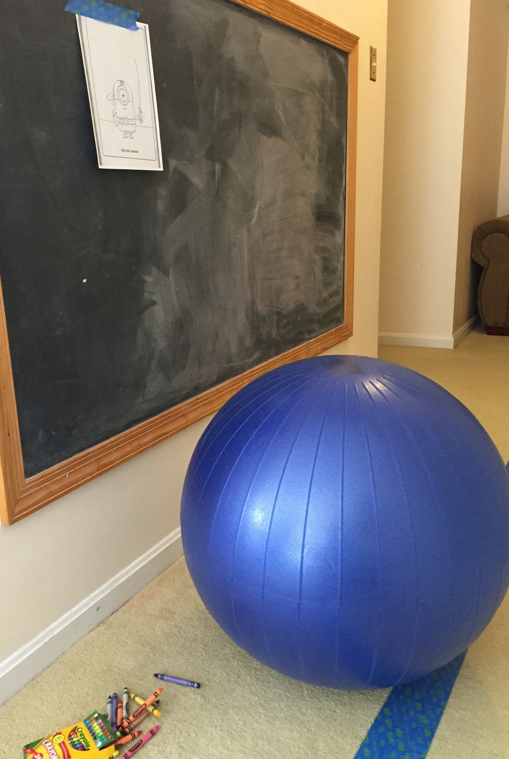 OT Activity of the Day- shoulder stability
