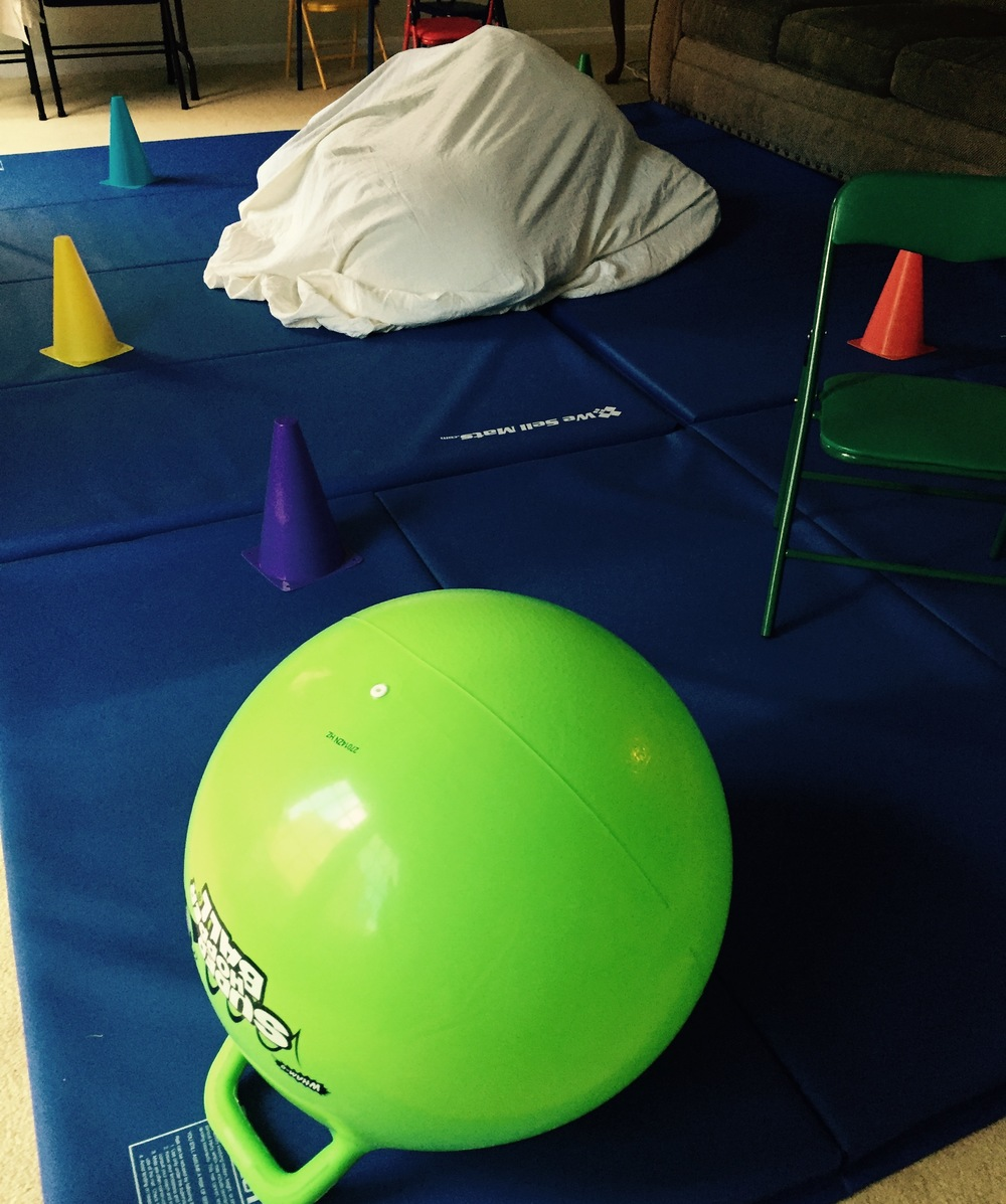 OT Activity of the Day- Improving Body Awareness
