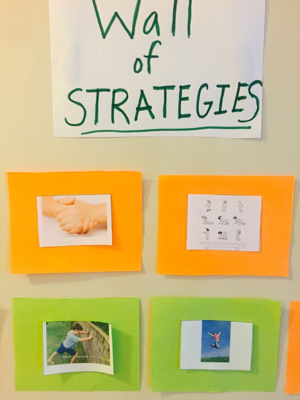 OT Activity of the Day- Regulation