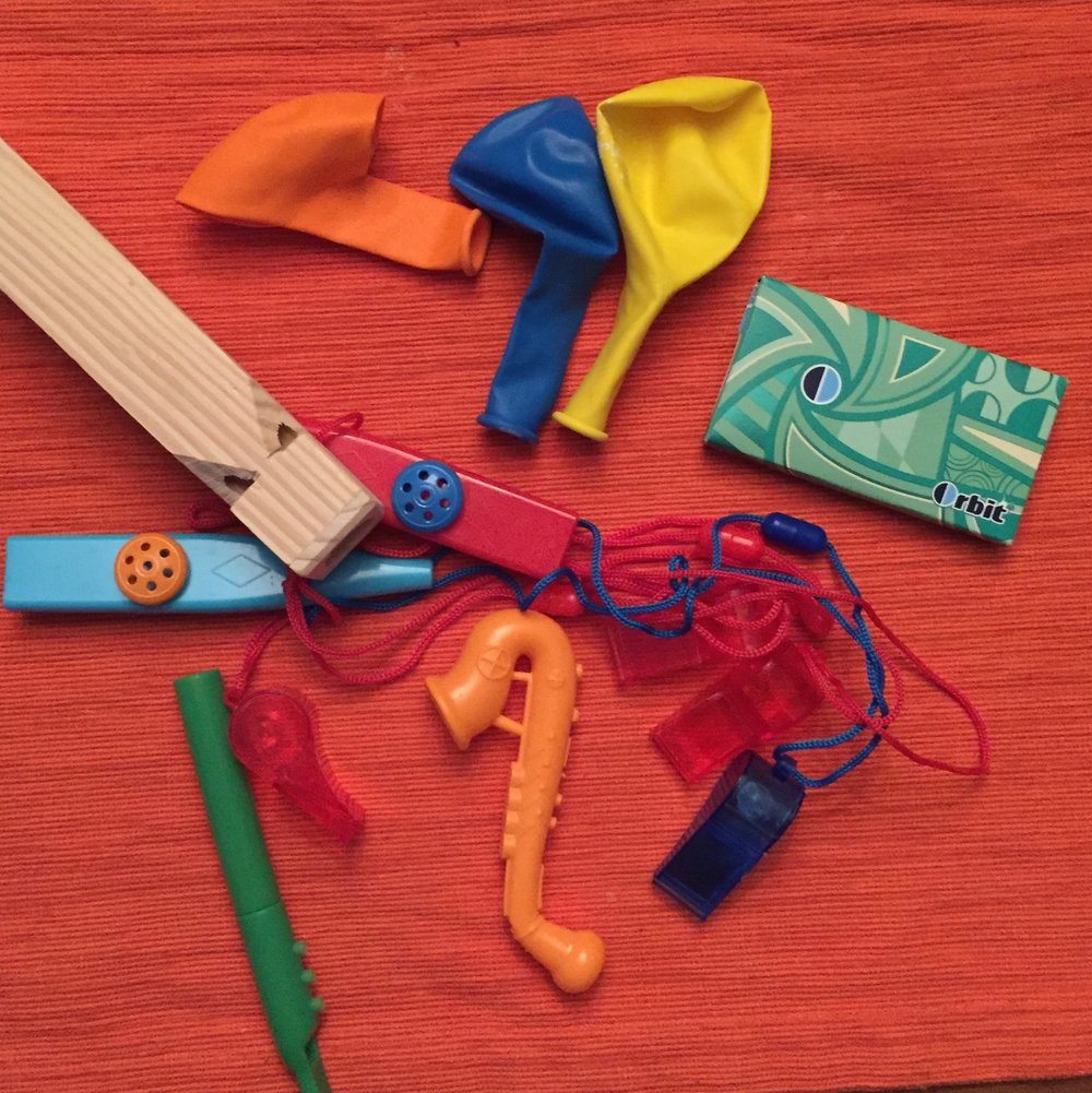 OT Activity of the Day- Oral Motor