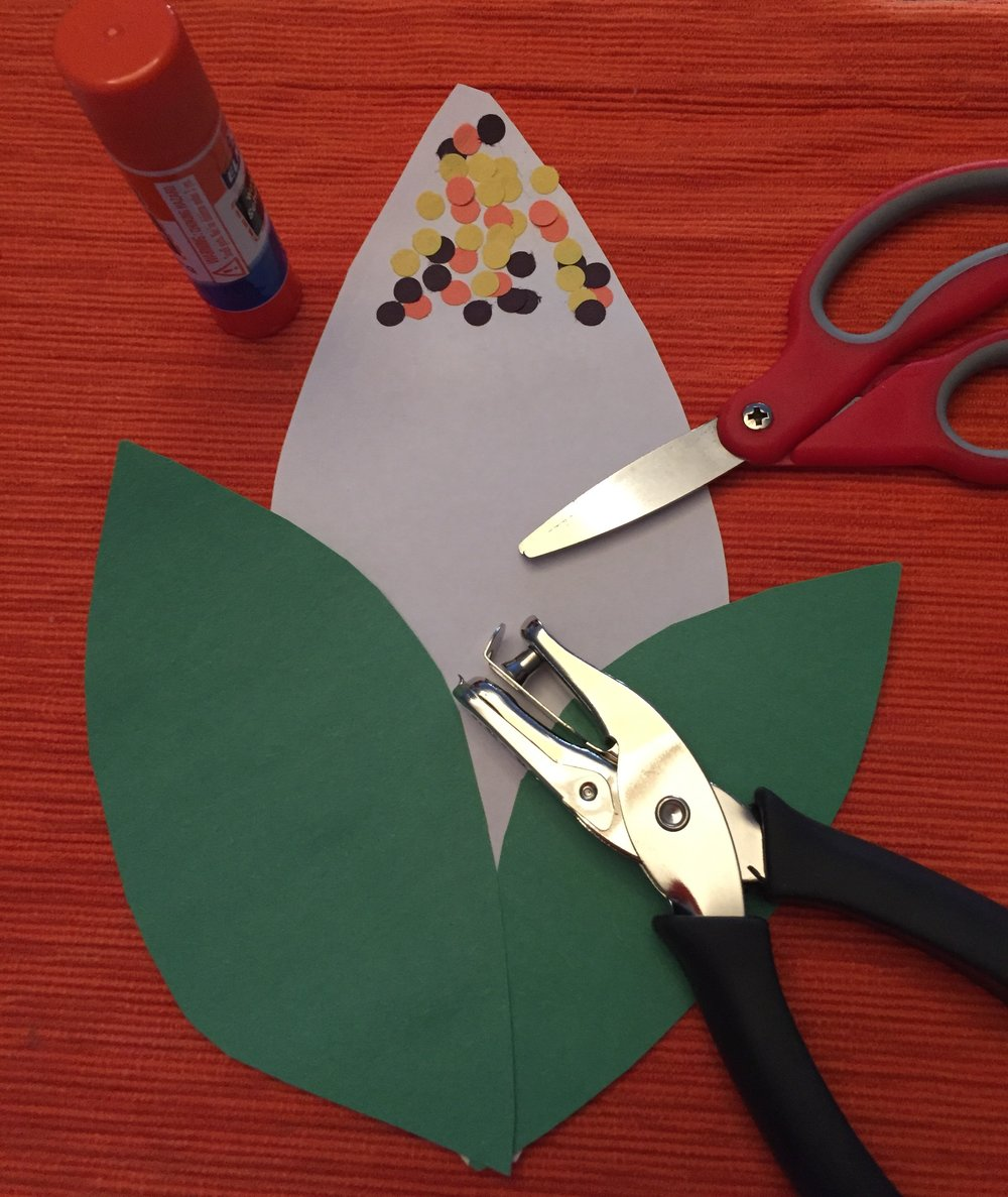 OT Activity of the Day- Hand Strength and Scissor Skills