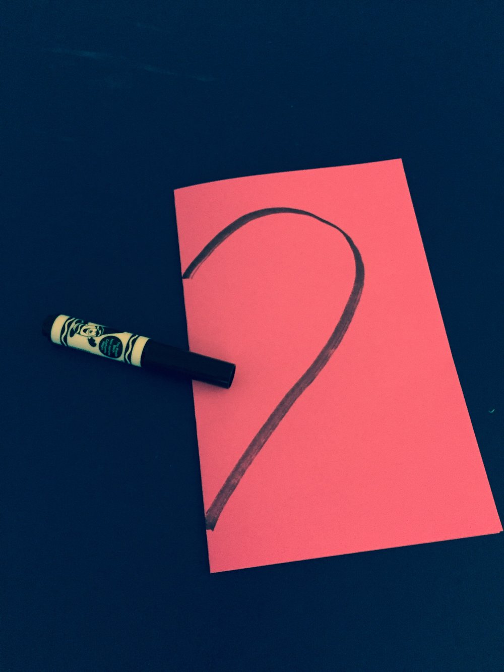 OT Activity of the Day- Valentine's Day Hearts