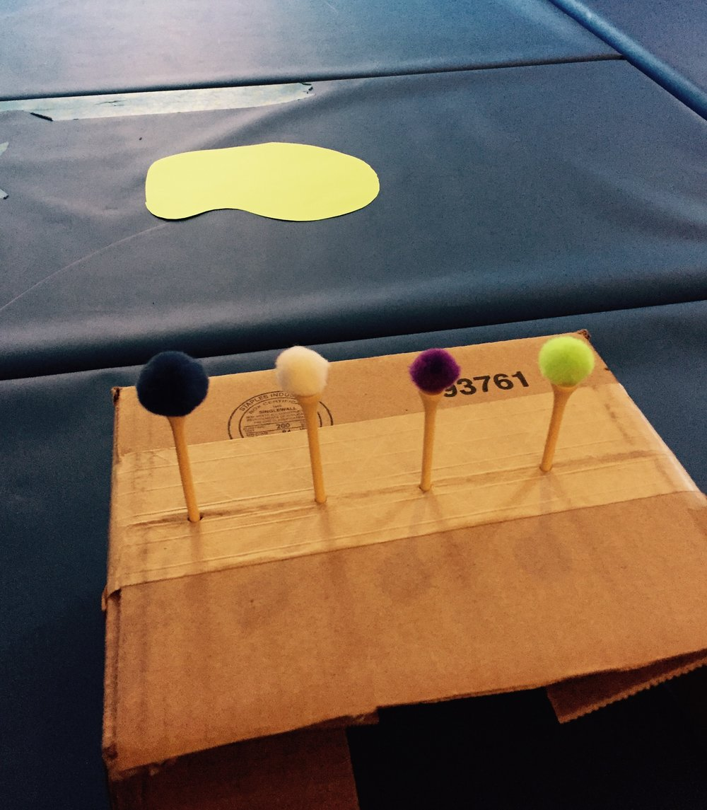 OT Activity of the Day- Finger Isolation