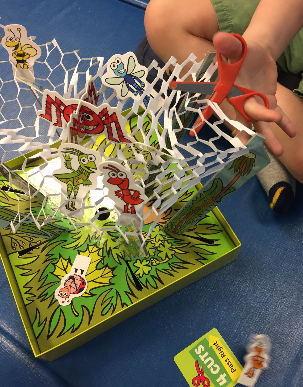 Activity of the Day- fine motor skills