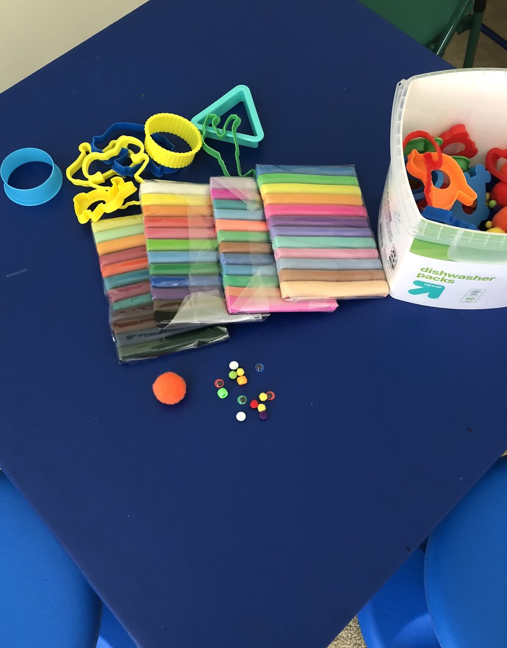 OT Activity of the Day- Fine Motor Skills!